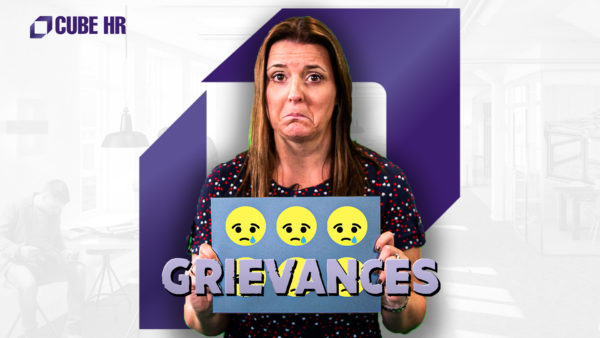 When is a grievance not a grievance