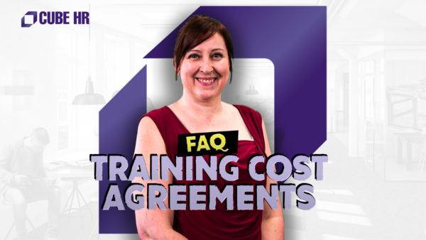 training cost agreements
